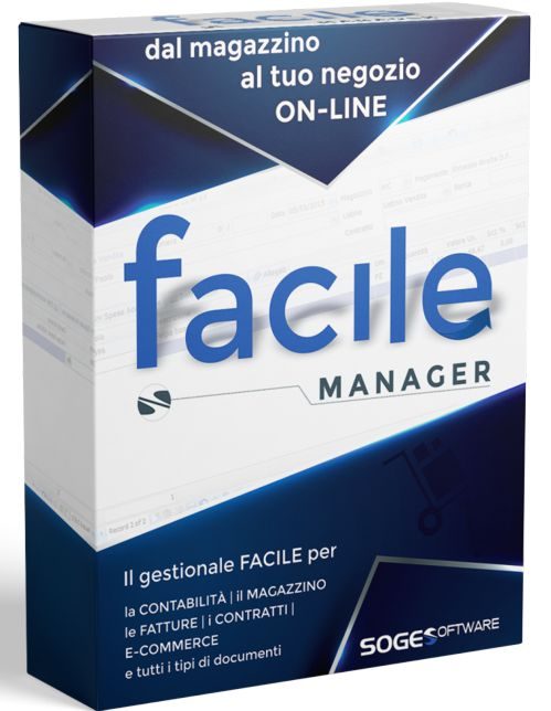 facile manager box new